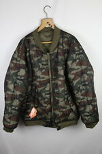 Mens AVIREX ARMY Bomber Jacket Coat REVERSIBLE 3XL XXX LARGE XXXL CAMO RL1DN