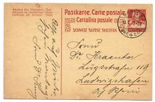 CPA ENTIER POSTAL SUISSE BASEL