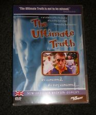 THE ULTIMATE TRUTH-Most original British comedy since Monty Python, saucy satire