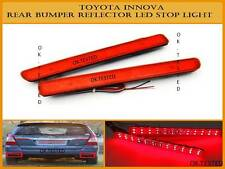 Imported Rear Bumper Led Reflector Tail Brake Warning Light Lamp - Toyota Innova