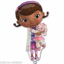 """35"""" Disney Doc McStuffins Party Character Foil Supershape Balloon"""