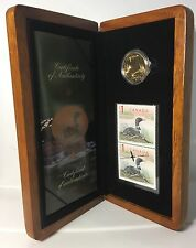 Canada 2004 Dollar; KM-507; Proof - Collector's Set Elusive Loon