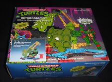 Teenage Mutant Ninja Turtles TMNT Pizza Retrocatapult MIB Playmates