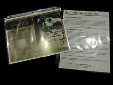 ICONS Darth Vader Lightsaber ORIGINAL COA & Instructions Paperwork Certificate