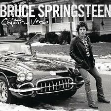 Chapter & Verse by Bruce Springsteen (CD, Sep-2016, Columbia (USA)) NEW