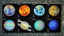 2016USA    Forever - View of Our Planets - Block of 8  Mint NH