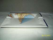 Villroy and Boch Cigar Dragon Gargol Ashtray Adam Tihany Cuban Ready