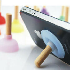 5X Colorful Sucker Stand for Cellphone iPhone Samsung PSP Mini Plunger Holder