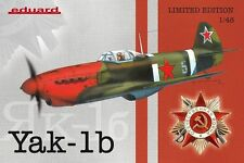 Edk1194-Eduard LTD EDT 1:48 - yak-1b