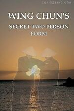 Wing Chun's Secret Two Person Form by Gino Nadile (2011, Paperback)