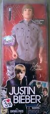 JUSTIN BIEBER RED CARPET STYLE COLLECTION 3 PIECE DOLL ACTION FIGURE 2010 RARE