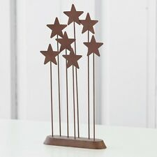 Willow Tree Metal Star Backdrop Nativity Setting Christmas Demdaco Pieces Boxed