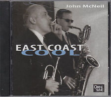 JOHN McNEIL - east coast cool CD