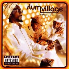 Slum Village - Trinity (Past, Present and Future) [PA] (CD, 2002) RARE/OOP Album