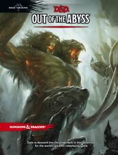 Dungeons & Dragons Adventure: Out of the Abyss - 5th Edition / D&D Next