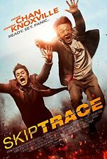 SKIPTRACE (2016) **Dvd R2** Jackie Chan, Johnny Knoxville
