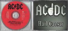 AC/DC  CD-SINGLE HAIL CAESAR  (c) 1995  ( OHNE GUITAR PICK )