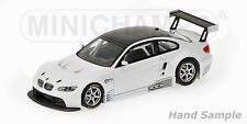 Minichamps - 2009 BMW M3 GT2 (E92) - White - 1:43 #400 092900 NEW