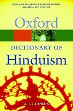 A Dictionary of Hinduism (Oxford Paperback Reference)