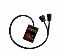 Chiptuning CR powerbox convient pour JEEP wrangler 2.8 CRD 200 Ch