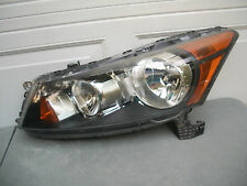 HONDA ACCORD SEDAN 08 09 10 11 12 2012 HEADLIGHT OEM ORIGINAL LH