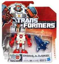 TRANSFORMERS GENERATIONS LEGENDS 30TH ANNIVERSARY AUTOBOT SWERVE & FLANKER