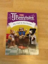 Playskool TJ Bearytales My Visit to the Doctor Book