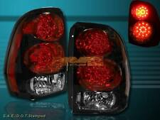 2002 03 04 05 06 07 08 09 CHEVY TRAILBLAZER LED TAIL LIGHTS RED SMOKE BRAND NEW