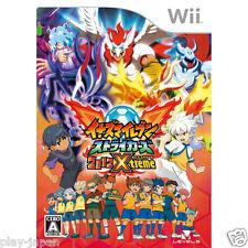 Used Nintendo Wii Inazuma Eleven Strikers 2012 Xtreme Japan import
