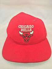 CHICAGO BULLS VINTAGE 1990'S SNAP BACK HAT