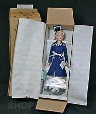 Gene Marshall Tea Time at the Plaza Doll With Shipper 1999 FAO Schwarz Exclusive