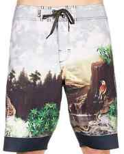 NEW LIFTED RESEARCH GROUP - LRG Men's SIERRA BOARDSHORTS / SWIM TRUNKS - Size 30