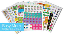 432 Planner Stickers - Busy Mom Collection for Calendars, Planners.