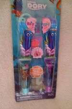 Disney Pixar Finding Dory Lip gloss set of Two BFF Clip Me Watermelon Grape New