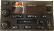 Kia Sorento CD cassette radio. Have worn buttons? Get a new OEM factory stereo