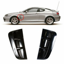 OEM Genuine Insert Fender Garnish UNPAINTED 2p For 05 06 Hyundai Tiburon Coupe