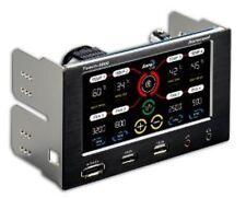 Aerocool En55345 Touch 2000 Fan Controller TOUCH2000 Fan Controller NEW