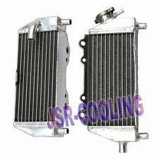 Aluminum Radiator fit for Kawasaki KX125 KX250 1999-2002 New 2 ROW left right