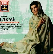 L. Delibes - Lakme-hlts (1990) - Used - Audio Compact Disc