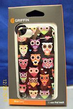 Griffin Apple iPod Touch 5th 6th generation Wise Eyes protective cover