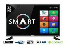 Weston WEL-3200S 80 CM (32) HD Ready LED SMART TV-Samsung Panel