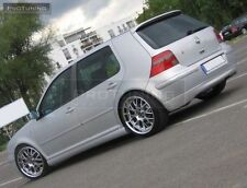 VW Golf IV Side Skirts Jubi look GTI 25th anniversary look sideskirts 3 5 Door