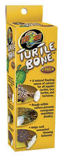 ZOO MED TURTLE BONE FLOATING CUTTLEBONE W/ CALCIUM SUPPLEMENT FREE SHIP THE USA