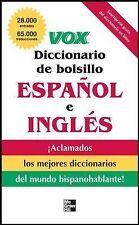 2011-06-23, VOX Diccionario de bolsillo español y inglés, Vox, Very Go