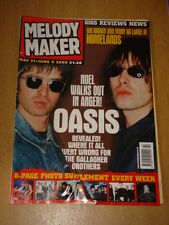 MELODY MAKER 2000 MAY 31 OASIS PAUL MCCARTNEY PLACEBO