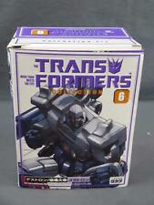 Transformers Collection 6 G1 Megatron Reissue Takara New in Open Storybook Box