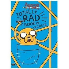 Totally Rad Book of Secrets Adventure Time)