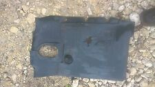DRIVERS SIDE FOOTWELL MAT - REMOVED FROM FORD IVECO 75-E- BREAKING FOR SPARES