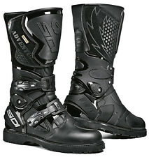 CLOSEOUT SALE: Sidi Adventure Gore-Tex Motorcycle Boots Size 45