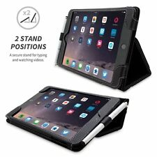 Snugg iPad Mini 3, 2 position Flip Case cover PU Leather  IPad MINI 1, 2, 3